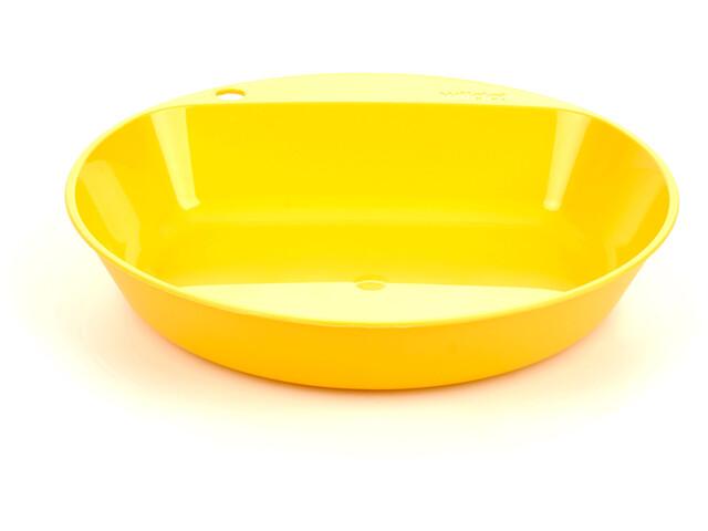 Wildo Camper Plate Deep, lemon